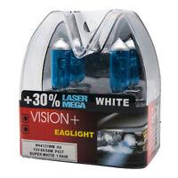 H4 60/55w SUPER WHITE ELITE XENON 472 UPGRADE HID Headlight Bulbs 12V ROAD LEGAL