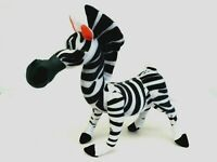 DreamWorks Marty The Zebra Madagascar Character Soft Plush Toy 14CM