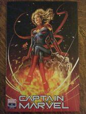 Captain  Marvel (2019) #1 - Near Mint - Sanctum Santorum Nakayama variant