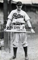 Vintage Photo 70 - Philadelphia Phillies - Fred Tauby