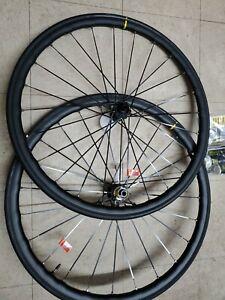 Mavic ksyrium Elite UST DCL road racing bike bicycle wheelset 700C new