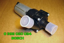 BOSCH universal auxiliary electric water coolant pump 0392020034
