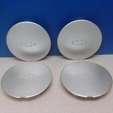 2000-2005 Chevrolet Malibu # 5097A / 3233 Plain Center Caps GM # 09593521 SET/4