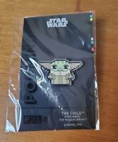New! SDCC 2020 Hallmark Star Wars The Mandalorian THE CHILD Enamel Pin PXL8