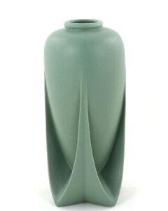 Teco Rocket Vase - Green