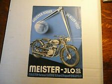 Meister - Ilo 125 ccm