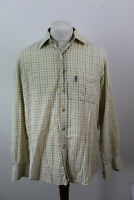 BARBOUR Checked Long Sleeve Shirt size L