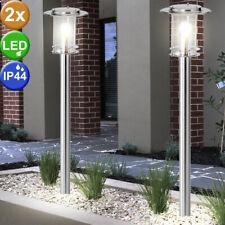 Esterno in alluminio illuminazione strada a stelo luce faretto orientabile Vialetto Lampada Stand