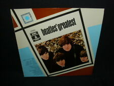 LP: The Beatles Greatest (misprint) Odeon Fehlpressung