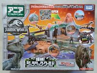Takara Tomy Ania Exploration! Jurassic World Animal Action Figure from Japan