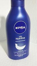 Nivea Lotion for Very Dry Skin 35.27 fl oz-  1000 ml VERY DRY SKIN  ALMOND OIL