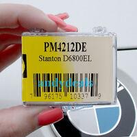 PM4212DE TURNTABLE NEEDLE STYLUS Stanton 680EE 680E 680EEE D65 D6800SL D6800AL