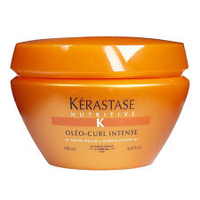 Kerastase Nutritive Oleo-Curl Intense Masque For Thick Curly Hair 6.8 fl oz