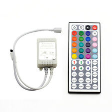 SUPERNIGHT® 44-Keys IR Remote 16Colors Controller for DC 24V RGB LED Strip Light