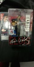 MCFARLANE TOYS ELVIS PRESLEY FACTORY SEALED '68 COMEBACK SPECIAL ACTION FIGURE