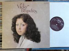 VICKY LEANDROS DDR AMIGA LP: VICKY LEANDROS (855607)