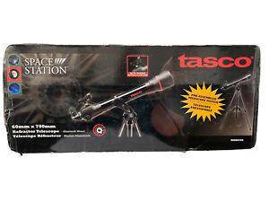Tasco Spacestation 60AZ 60mm 11.7 Refractor Telescope