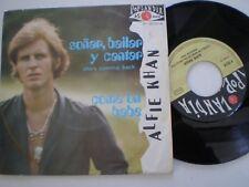 ALFIE KHAN Come On Baby SPAIN 45 1970