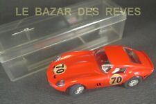 JOUEF. FERRARI 250 GTO. Slot car. + Boite. (version peinte)