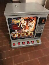 Slot machine Tiger, Vintage perfettamente funzionante