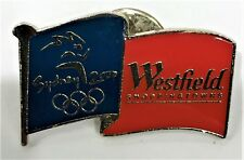 WESTFIELD SHOPPING TOWNS SYDNEY 2000 OLYMPICS PIN COLLECT #1113