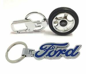 100% Genuine Keychains and Keyrings for Car (Black) Free Shipping UK