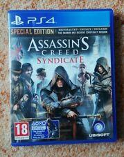 PS4 Assassin`s Creed Syndicate aus Sammlung,Deutsch,USK 16,Playstation 4