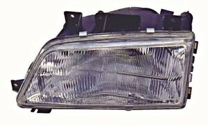 Peugeot 405 1987-1995 Manual Headlight Front Lamp RIGHT RH