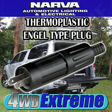 NARVA ENGEL TYPE PLUG 15A 12V THEROMPLASTIC 4X4 4WD ACCESSORY SOCKET POWER 82109