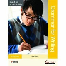 Vicary, Anne-English For Academic Study: Grammar For Writing Study Book BOOK NEW