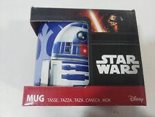 STAR WARS LA GUERRA DE LAS GALAXIAS R2-D2 R2D2 DISNEY - TAZA MUG NUEVA