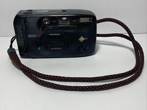 Vintage Polaroid Film Camera 3000AF 35MM Auto Flash Auto Focus Panoramic