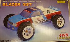 Vintage (Hong Nor 2103) Blazer SST 1:8 Nitro Truck Kit with Muffler w/o engine