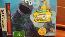 Sesame Street Cookie's Counting Carnival The Videogame NDS