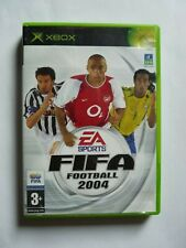 FIFA football 2004 - Xbox 1ere generation - CD tres bon état