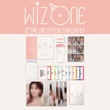 IZ*ONE 2nd Official Fanclub Wizone Kit Photocard + Bromide + Message Card