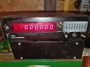 Heidenhain VRZ 143A  Digitalanzeige 1 Stück