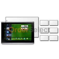 6X Ultra Clear HD LCD Screen Protector for Tablet Android Acer Iconia Tab A500