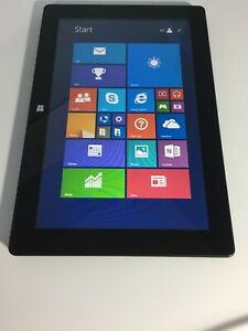 "LINX 10E Tablet PC Windows 8 Pro 10"" 32GB Intel Quad Core 1.33GHz 2GB RAM #191"