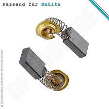 Kohlebürsten Kohlen für Makita Bohrhammer HM 1100 C 5x11mm (CB-327)