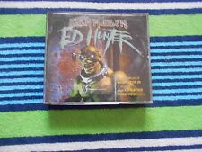 Iron Maiden Ed Hunter 2 CD And PC Game Disc - best of hits -  1999 RARE