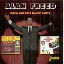 Rock And Roll Dance Party 1 & 2 von Alan & His R&R Band Freed (2008)