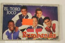 Toro Joco by Rumbanda (Nov 29, 1994) (Audio Cassette Sealed)