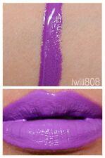 Obsessive Compulsive Cosmetics OCC Lip Tar SAMPLE - BELLADONNA   (ultra violet)