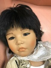 Annette Himstedt Makimura 1147 The World Child Collection Puppen Kinder Mint