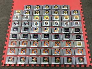 Japanese Import Nintendo 64 N64 Games
