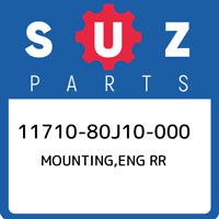 11710-80J10-000 Suzuki Mounting,eng rr 1171080J10000, New Genuine OEM Part