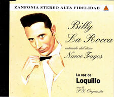 LOQUILLO - BILLY LA ROCCA CD SINGLE PROMO 1 TRACK 1999 EXCELLEN CONDITION
