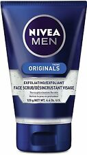 NIVEA MEN ORIGINALS Scrub Esfoliante Viso 75ml-Confezione da 2