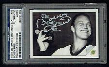 Bobby Hull signed autograph auto 1991 Ultimate Original Six Card #98 PSA Slabbed